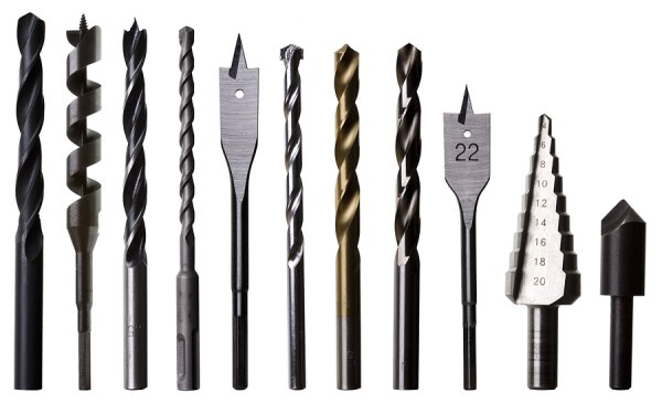 Types of Drill Bits - A Tool Shed - San Jose